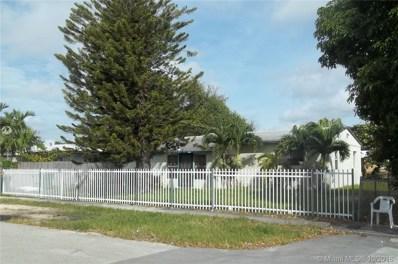 1313 NW 95th Ter, Miami, FL 33147 - MLS#: A10498964