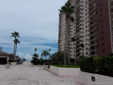 1201 S Ocean Dr UNIT 120S, Hollywood, FL 33019 - MLS#: A10498979