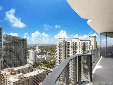 45 SW 9 Street UNIT 3203, Miami, FL 33130 - MLS#: A10499007