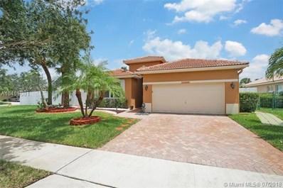 16377 SW 11 St, Pembroke Pines, FL 33027 - MLS#: A10499081
