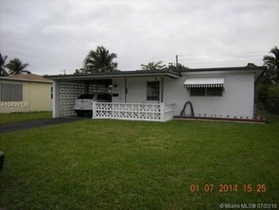 2419 W Wilson St, Hollywood, FL 33020 - #: A10499130