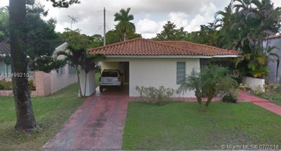 1221 La Mancha Ave, Coral Gables, FL 33134 - #: A10499210