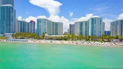 3801 S Ocean Dr UNIT 3B, Hollywood, FL 33019 - MLS#: A10499295