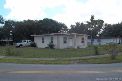 16525 NW 24th Ave, Miami Gardens, FL 33054 - MLS#: A10499348