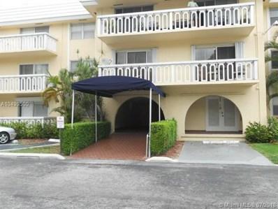 100 Edgewater Dr UNIT 234, Coral Gables, FL 33133 - MLS#: A10499500