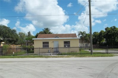 8135 NW 15th Ave, Miami, FL 33147 - MLS#: A10499514