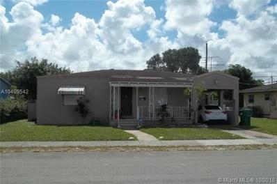 1790 NW 83rd St, Miami, FL 33147 - MLS#: A10499542