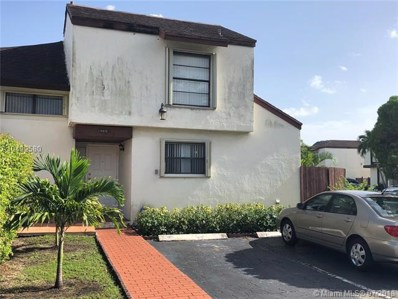 485 NW 98 Court, Miami, FL 33172 - MLS#: A10499580
