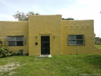 921 Superior St, Opa-Locka, FL 33054 - MLS#: A10499827
