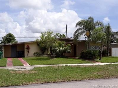 11821 SW 176th St, Miami, FL 33177 - MLS#: A10499989