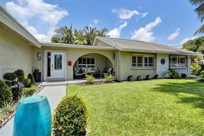 125 NE 26th St, Wilton Manors, FL 33305 - MLS#: A10500191