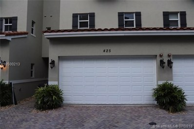 425 SE 13th St, Fort Lauderdale, FL 33316 - MLS#: A10500213