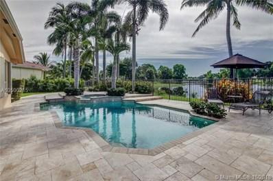 2539 Montclaire Cir, Weston, FL 33327 - MLS#: A10500215