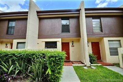 1181 NW 99th Ter UNIT 40, Pembroke Pines, FL 33024 - MLS#: A10500678