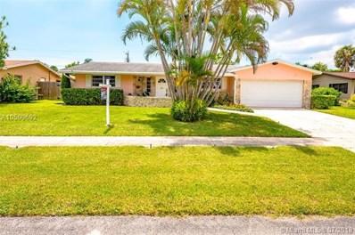 4410 NW 9th Ct, Coconut Creek, FL 33066 - MLS#: A10500692