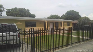 17951 NW 23rd Ave, Miami Gardens, FL 33056 - MLS#: A10500714