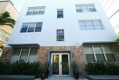 1358 Pennsylvania Ave UNIT 208, Miami Beach, FL 33139 - MLS#: A10500739