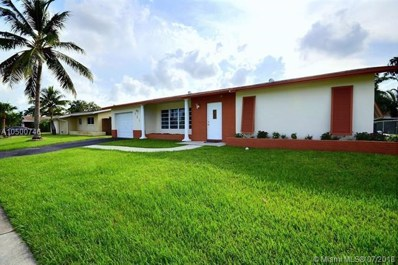 721 NW 98th Ave, Pembroke Pines, FL 33024 - MLS#: A10500746