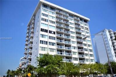 1345 Lincoln Rd UNIT 701, Miami Beach, FL 33139 - MLS#: A10500805