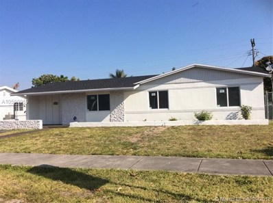 171 NE 209th St, Miami Gardens, FL 33179 - MLS#: A10500959