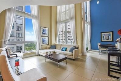 300 S Biscayne Blvd UNIT L-1234, Miami, FL 33131 - MLS#: A10501017