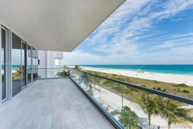 321 Ocean Dr UNIT 401, Miami Beach, FL 33139 - MLS#: A10501081