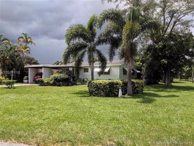 6801 SW 10th Ct, Pembroke Pines, FL 33023 - MLS#: A10501115
