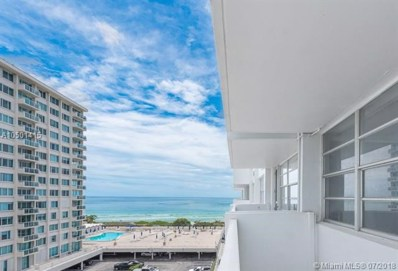 5313 Collins Ave UNIT 703, Miami Beach, FL 33140 - MLS#: A10501415