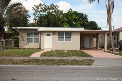 510 N 56th Ave, Hollywood, FL 33021 - MLS#: A10502683