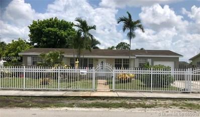 2970 NW 211th St, Miami Gardens, FL 33056 - MLS#: A10502838