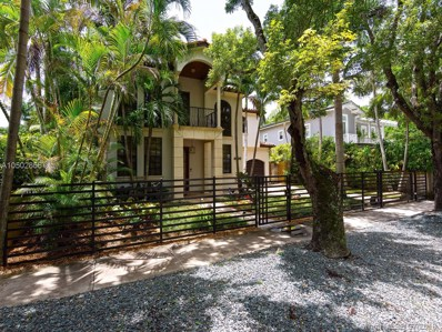 4080 Barbarossa Ave, Miami, FL 33133 - #: A10502856