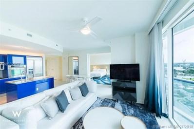 3101 Bayshore Dr UNIT 1008, Fort Lauderdale, FL 33304 - MLS#: A10502857