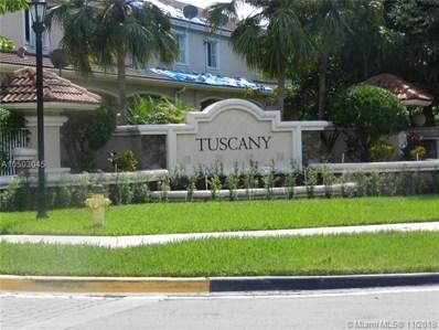 2631 SW 83 Ave. UNIT 101, Miramar, FL 33025 - MLS#: A10503045
