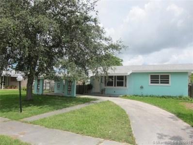 11721 SW 177th Ter, Miami, FL 33177 - MLS#: A10503128
