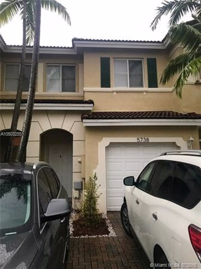 5738 NW 113  Ave, Doral, FL 33178 - MLS#: A10503255