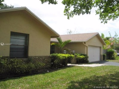 1500 NW 92nd Ave, Plantation, FL 33322 - MLS#: A10503502