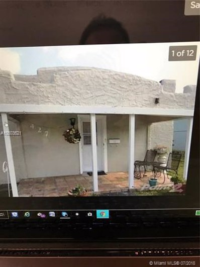 427 S 24th Ave, Hollywood, FL 33020 - MLS#: A10503621