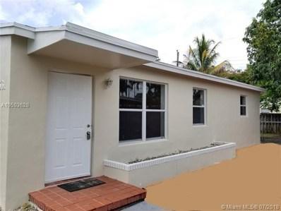 1531 N 68th Ter, Hollywood, FL 33024 - MLS#: A10503628