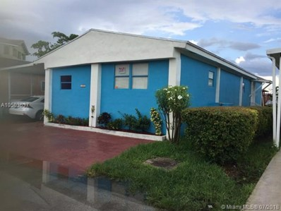 11016 NW 2nd St., Sweetwater, FL 33172 - MLS#: A10503637