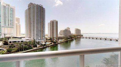 495 Brickell Ave UNIT 1022, Miami, FL 33131 - MLS#: A10503741