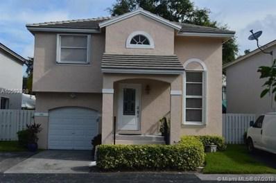 9861 NW 2nd St, Plantation, FL 33324 - MLS#: A10503808