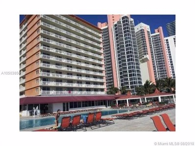 19201 Collins Ave UNIT 103, Sunny Isles Beach, FL 33160 - MLS#: A10503856