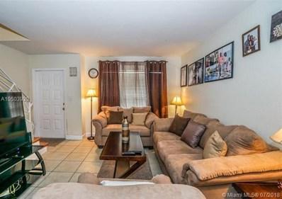 845 NW 46th Ave UNIT 845, Plantation, FL 33317 - MLS#: A10503939