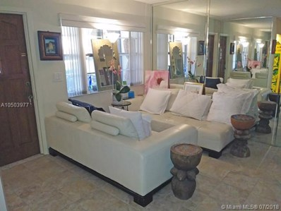 501 Blue Heron Dr UNIT 105-A, Hallandale, FL 33009 - MLS#: A10503977