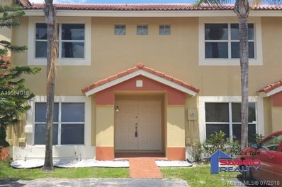 18906 NW 52nd Ct, Miami Gardens, FL 33055 - MLS#: A10504018