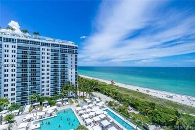 2301 Collins Ave UNIT 1018, Miami Beach, FL 33139 - MLS#: A10504070