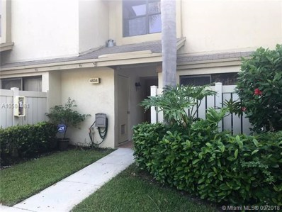 4834 NW 22nd St UNIT 4148, Coconut Creek, FL 33063 - #: A10504081