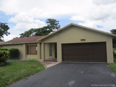 9953 NW 24 St, Coral Springs, FL 33065 - MLS#: A10504140