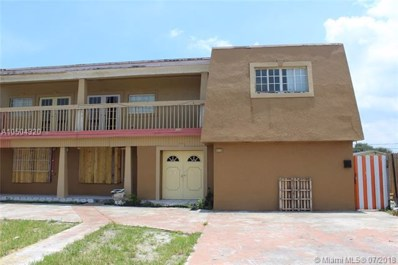 4120 NW 166th St, Miami Gardens, FL 33054 - MLS#: A10504320