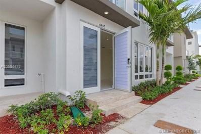 6457 NW 103rd Psge UNIT 6457, Miami, FL 33178 - MLS#: A10504432